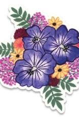 Cactus Club Sticker Geranium