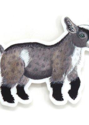 Cactus Club Sticker Goat