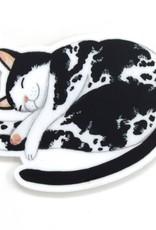 Cactus Club Sticker Cat Nap