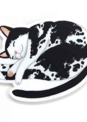 Cactus Club Sticker Cat Nap