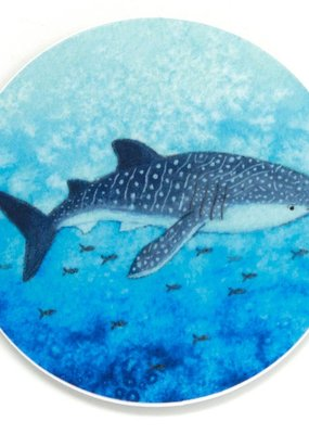Cactus Club Sticker Whale Shark