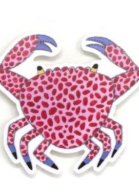 Cactus Club Sticker Crab