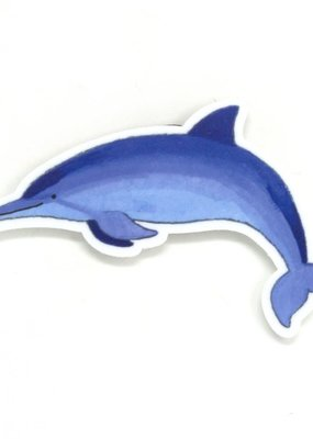 Cactus Club Sticker Dolphin