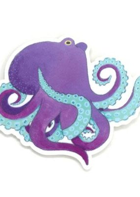 Cactus Club Sticker Octopus