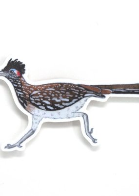 Cactus Club Sticker Roadrunner