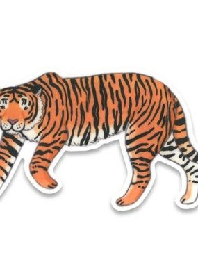 Cactus Club Sticker Tiger