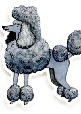 Cactus Club Sticker Poodle