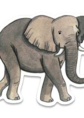 Cactus Club Sticker Elephant