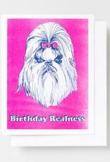 Yellow Owl Workshop Card Birthday Realness