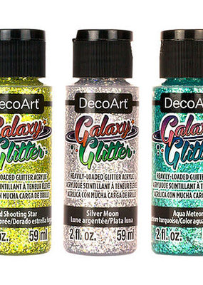 DecoArt Galaxy Glitter Paint