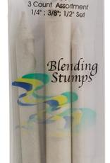 Royal Brush Blending Stumps 3 Pack