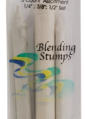 Royal Brush Blending Stumps 3 Pack