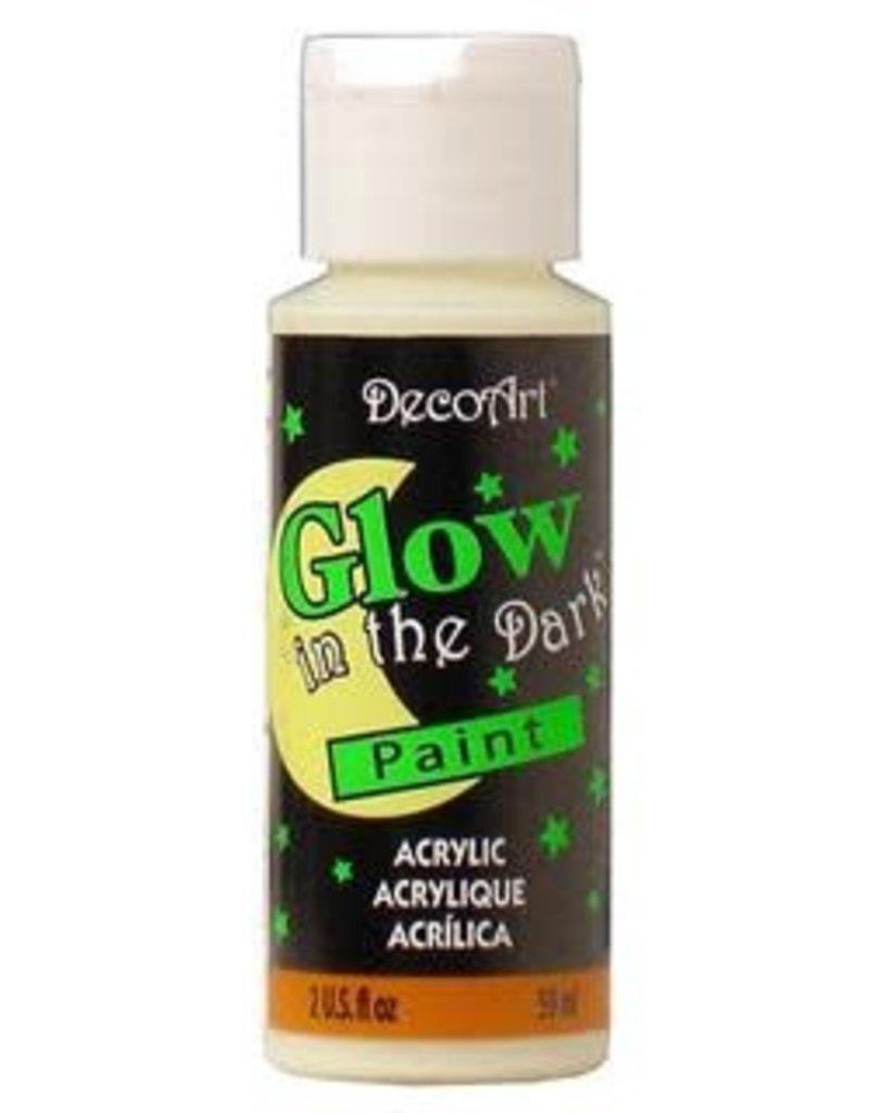 DecoArt Glow In The Dark Paint