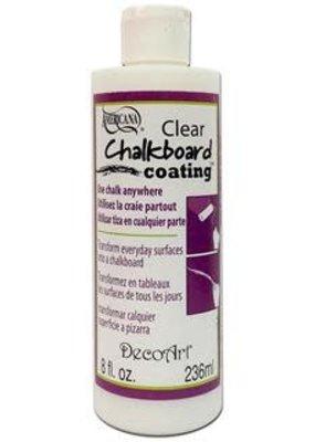 DecoArt Decoart Americana Chalkboard Coating 8 ounce Clear