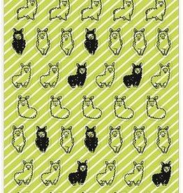 Sticker Llama Clear