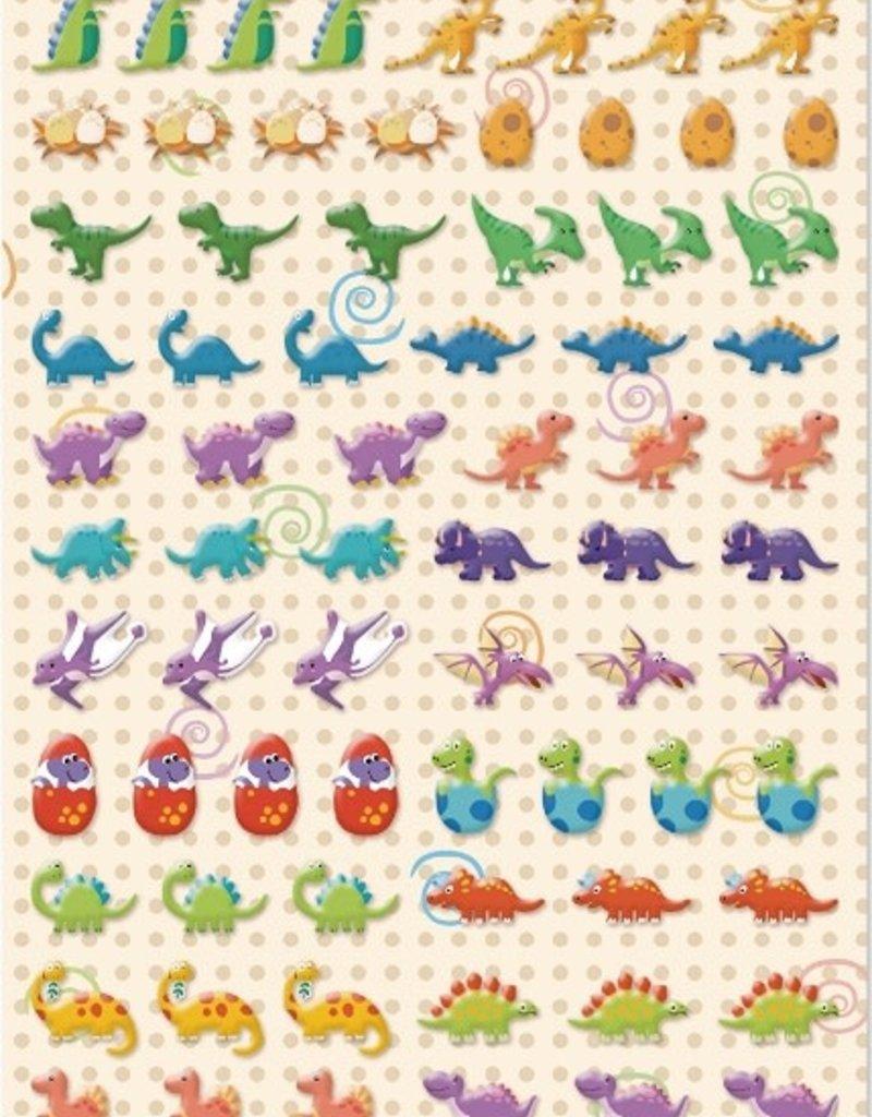 Sticker Mini Dino