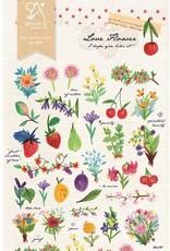 Sticker Love Flower
