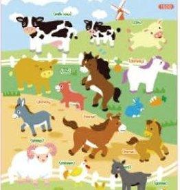 Sticker Farm Puffy