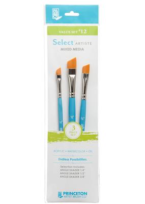 Princeton Art & Brush Co Select Artiste Brush Set #12