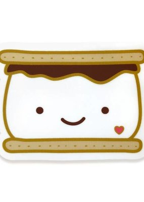 Night Owl Paper Goods Vinyl Sticker S'more