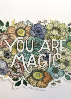 Marika Paz Sticker You Are Magic