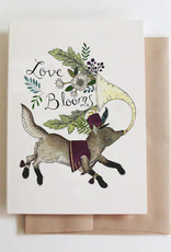Marika Paz Card Love Blooms