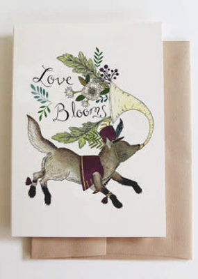 Marika Paz Card Love Blooms
