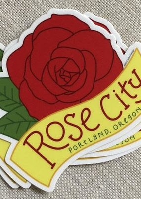 ACBC Sticker Rose City