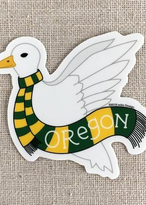 ACBC Sticker Oregon Duck