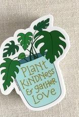 ACBC Sticker Plant Kindness
