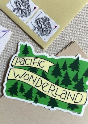 ACBC Sticker Pacific Wonderland
