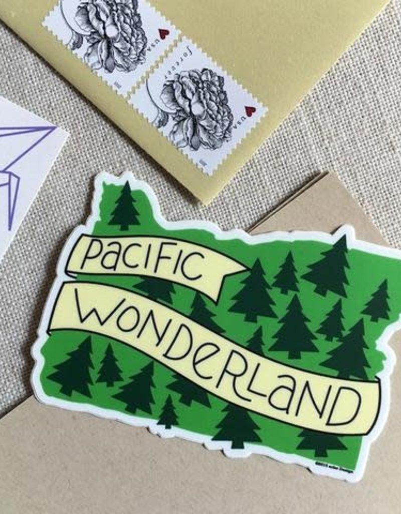 ACBC Sticker Pacific Wonderland