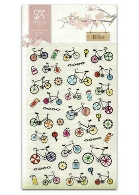 Stickers Bike