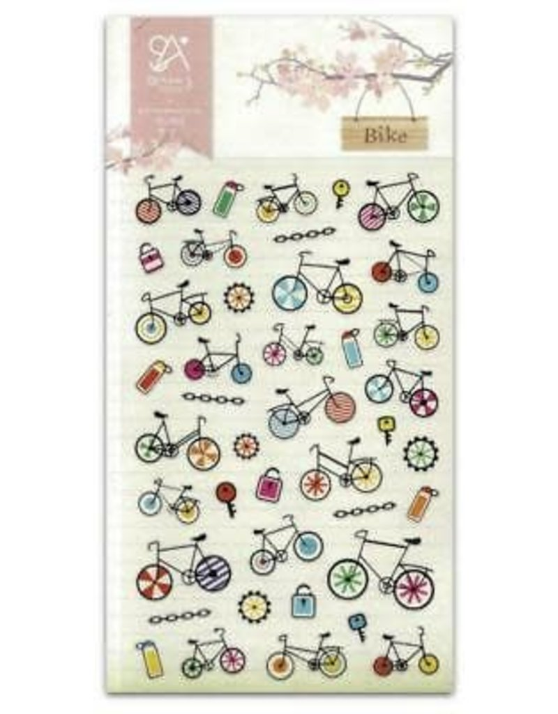 Stickers Bike