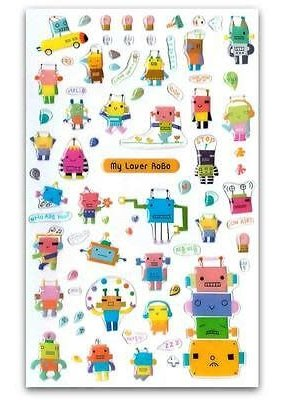 Stickers My Lover Robo Gel