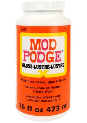 Plaid Mod Podge Gloss 16 Ounce