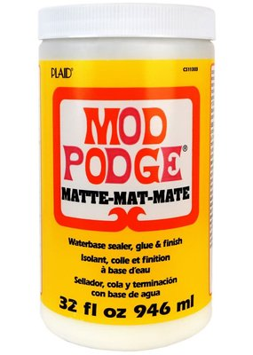 Plaid Mod Podge Matte 32 ounce