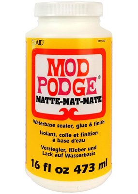 Plaid Mod Podge Matte 16 Ounce
