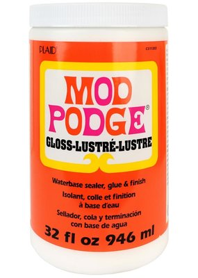 Plaid Mod Podge Gloss 32 Ounce