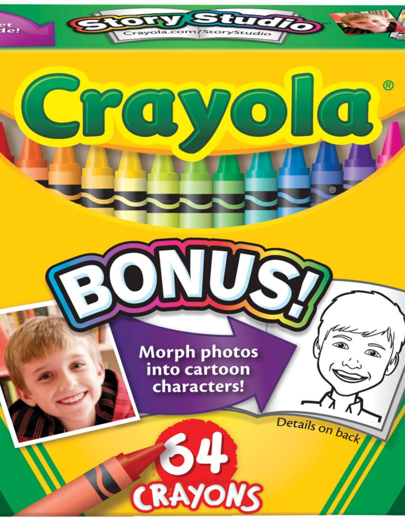 Crayola Crayola Crayons 64 Count Box