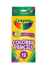 Crayola Crayola Color Pencil 12 Colors