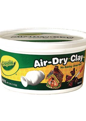 Crayola Crayola Clay Airdry 2.5 Pound