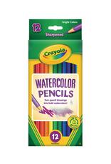 Crayola Crayola Watercolor Pencils 12 Piece Set