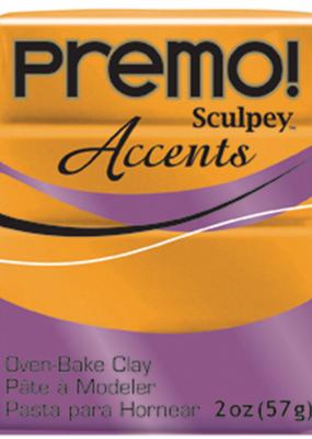 Sculpey Premo 2 Ounce Gold