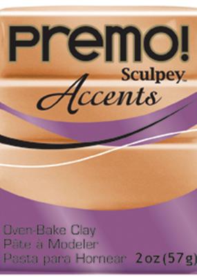Sculpey Premo 2 Ounce Copper