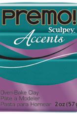 Sculpey Premo 2 Ounce Peacock Pearl