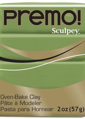 Sculpey Premo 2 Ounce Spanish Olive
