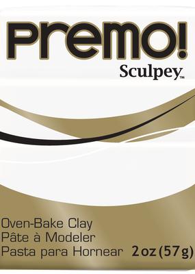 Sculpey Premo 2 Ounce White