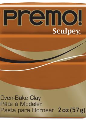 Sculpey Premo 2 Ounce Raw Sienna