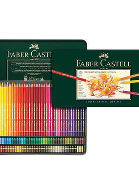 Faber-Castell Polychromos Colored Pencil Tin of 12